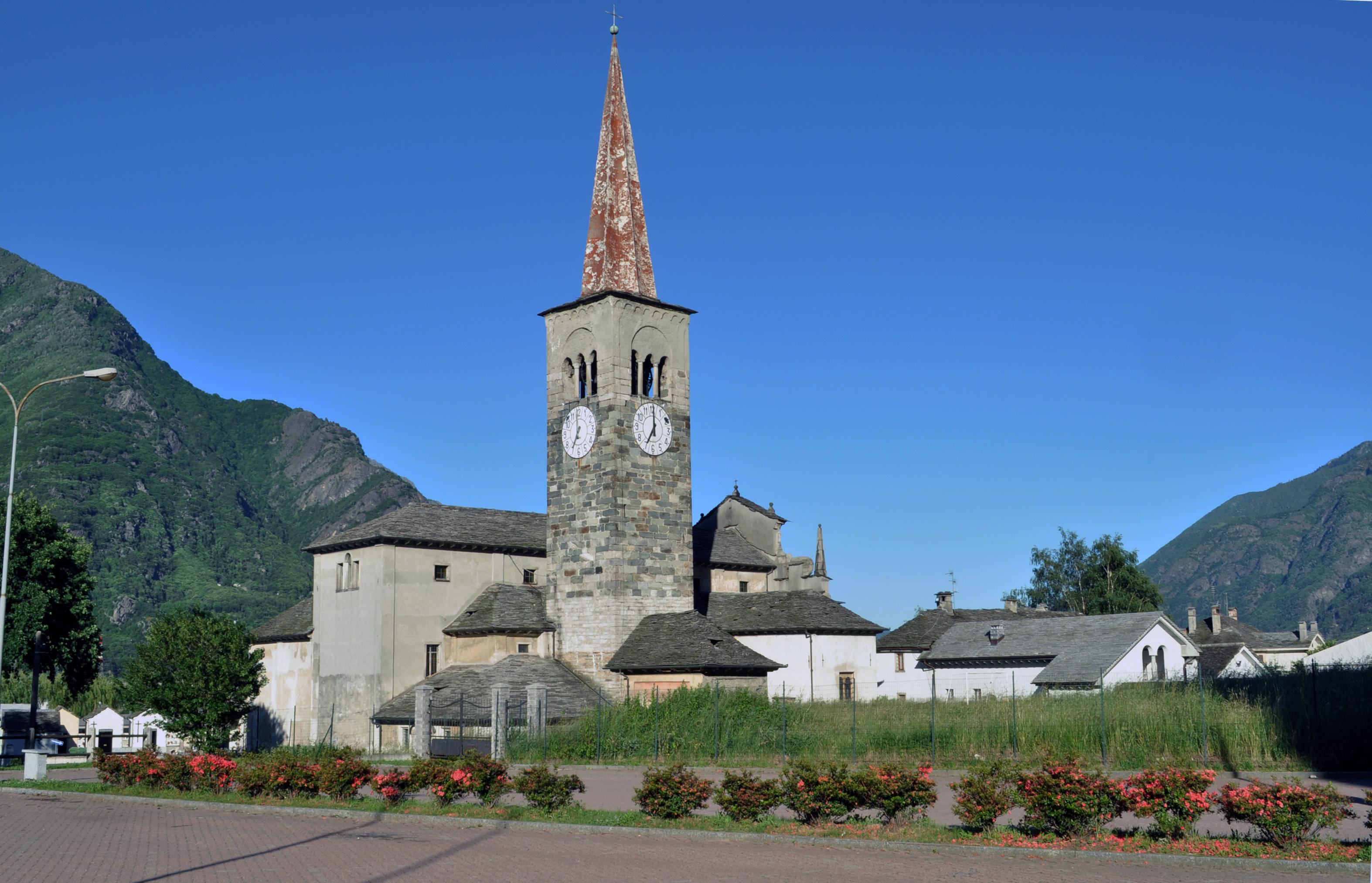 Pieve V - Chiesa