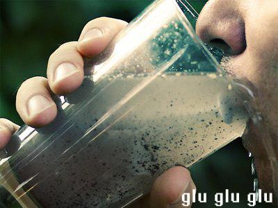 Acqua sporca e non potabile Pieve Vergonte